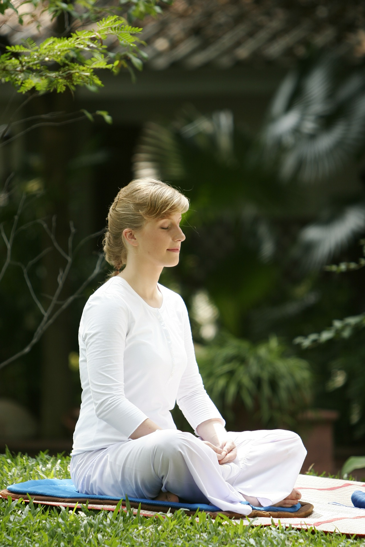 meditate to help anxiety in menopause
